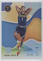 Rookies 2 - Michael Porter Jr. /99