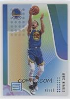 Stephen Curry #47/70