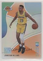 Rookies 1 - Johnathan Williams
