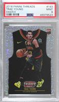 Rookies Icon Jersey - Trae Young [PSA9MINT]