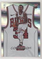 Rookies Association - Wendell Carter Jr. #/199