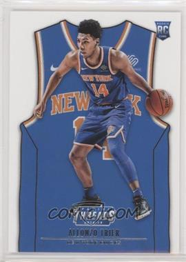 2018-19 Panini Threads - [Base] #148 - Rookies Icon Jersey - Allonzo Trier