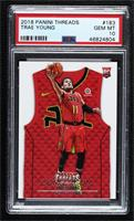 Rookies Statement Jersey - Trae Young [PSA10GEMMT]