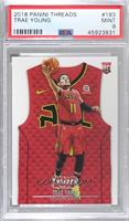 Rookies Statement Jersey - Trae Young [PSA9MINT]