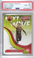 Trae Young [PSA8NM‑MT]