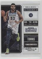 Karl-Anthony Towns (Variation) /23