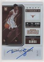 RPS College Ticket - Mo Bamba /99