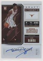 RPS College Ticket - Mo Bamba #/99