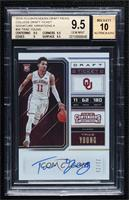 Trae Young (Variation) [BGS 9.5 GEM MINT] #/25
