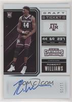 RPS College Ticket Variation C - Robert Williams III /25