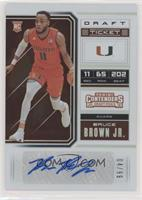 Bruce Brown /99
