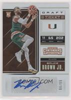 Bruce Brown Jr. (Variation) #/99