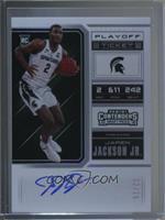 RPS College Playoff Ticket Variation A - Jaren Jackson Jr. /15