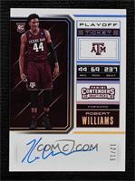 RPS College Playoff Ticket Variation C - Robert Williams III [NearMint…