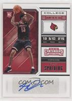 College Ticket - Ray Spalding