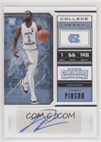 College Ticket - Theo Pinson