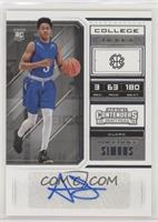 College Ticket - Anfernee Simons