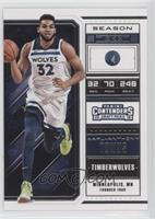 Karl-Anthony Towns (Variation)