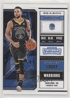 Stephen Curry (Variation)