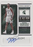RPS College Ticket Variation B - Jaren Jackson Jr.