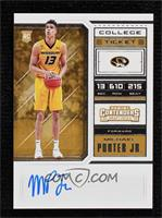 RPS College Ticket Variation B - Michael Porter Jr.