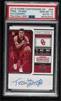 RPS College Ticket - Trae Young [PSA10GEMMT]