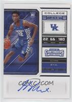 RPS College Ticket - Shai Gilgeous-Alexander. 2018 Panini Contenders Draft  ... e1a6dfb7f