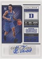 College Ticket - Gary Trent Jr.