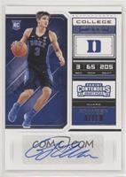 College Ticket - Grayson Allen