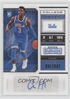 College Ticket - Aaron Holiday