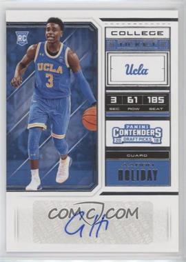 2018 Panini Contenders Draft Picks - [Base] #83.1 - College Ticket - Aaron Holiday