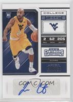 College Ticket - Jevon Carter