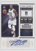 College Ticket - Jared Terrell