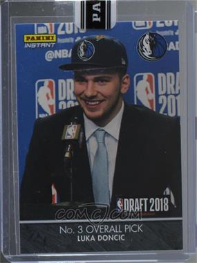 2018 Panini Instant Draft 2018 - [Base] - VIP Party #DN3 - Luka Doncic /25 [Uncirculated]