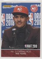 Trae Young #/435