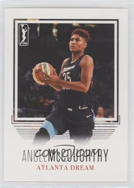 2018 Rittenhouse WNBA - [Base] #1 - Angel McCoughtry /500