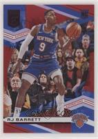 Rookies - RJ Barrett #/91