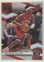 Rookies - Terence Davis [EXtoNM] #/299