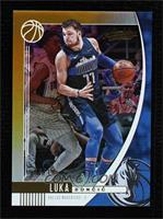 Luka Doncic [Noted] #/10