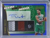 Tremont Waters #/25