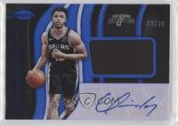 Quinndary Weatherspoon #/49