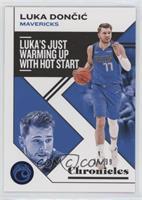 Luka Doncic #/99