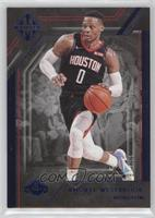 Majestic - Russell Westbrook #/99