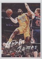 Luminance - LeBron James
