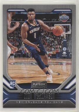 2019-20 Panini Chronicles - [Base] #169 - Playbook - Zion Williamson