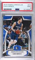 Rookies and Stars - Luka Doncic [PSA 9 MINT]