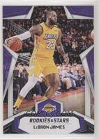 Rookies and Stars - LeBron James