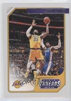 Threads - LeBron James