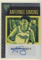 Anfernee Simons #/99