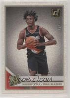 Rated Rookie - Nassir Little #/5